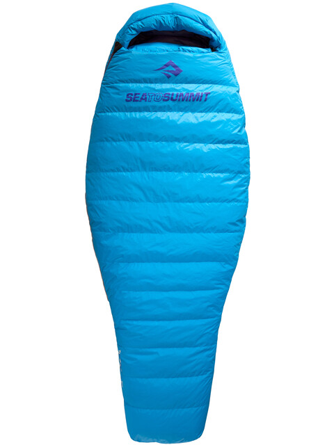 Sea to Summit Talus TSI Sleeping Bag Women blue